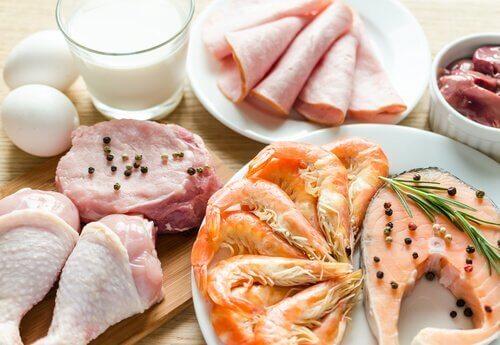 Maten som er rik på tryptofan som du bør få i deg