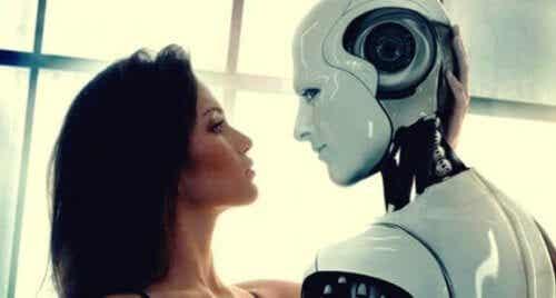 Menneske pluss robot: Romanse og kunstig intelligens