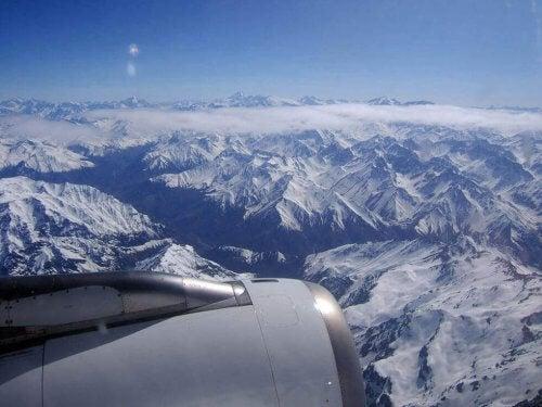 Nando Parrado var på et fly som krasjet inn i Andesfjellene
