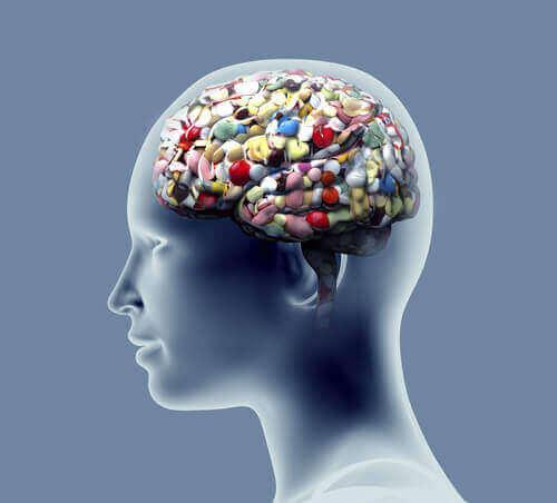 Piller i hjernen.