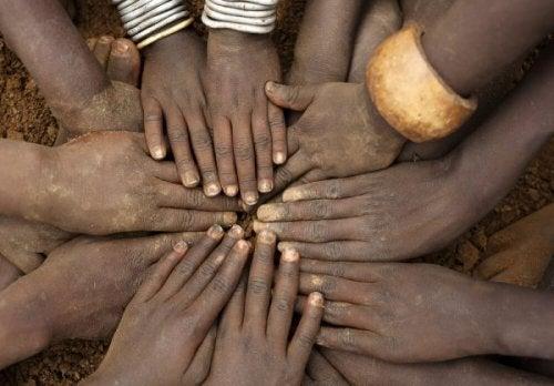 Sawubona: En afrikansk stammes vakre hilsen