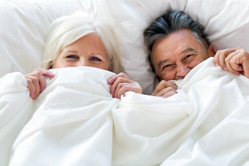 Seksualitet for eldre mennesker