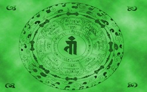 Grønn Tara-mantraet