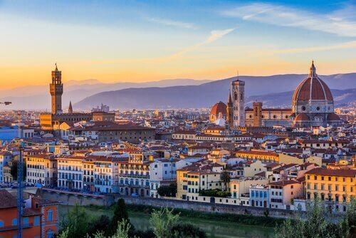 Byen Firenze.