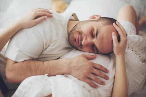 Couvade-syndromet eller sympatisk graviditet