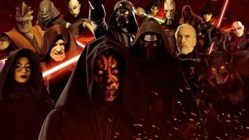 Star Wars: Den mørke siden av psykologisk styrke