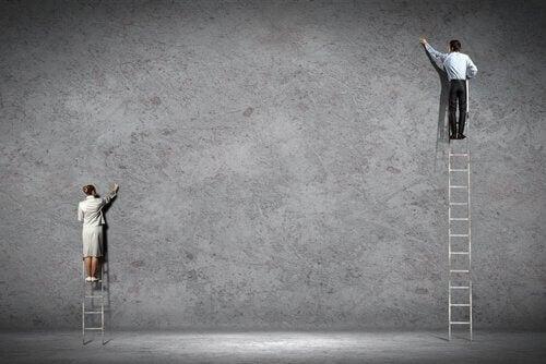 Lederskap og kvinnelig diskriminering
