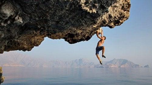 Ekstremsport er en måte å få adrenalinrush på.