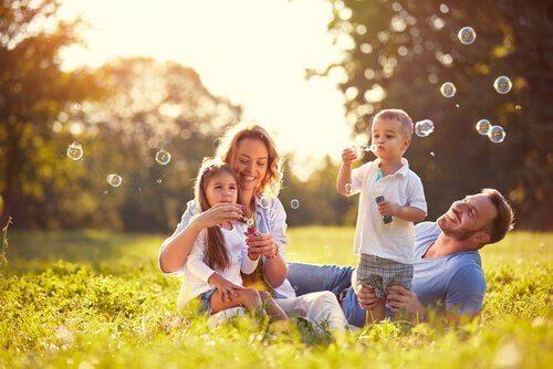 17 vaner for å styrke forholdet til barna dine
