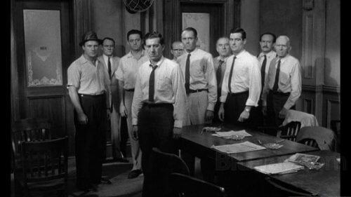 12 edsvorne menn: En leder kan endre en gruppes oppfatning