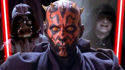 Fra filmen Star Wars.