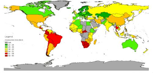 Globale ulikheter.