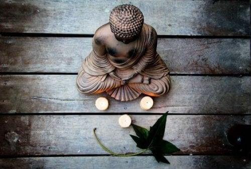 Å håndtere frykt ifølge buddhismen