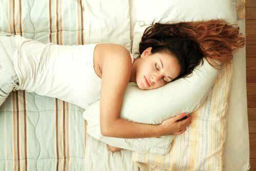 Viktigheten av å få en god natts søvn
