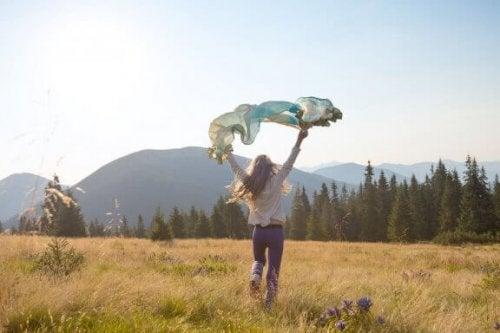 Viktigheten av å leve i nuet – ikke i fortiden eller fremtiden