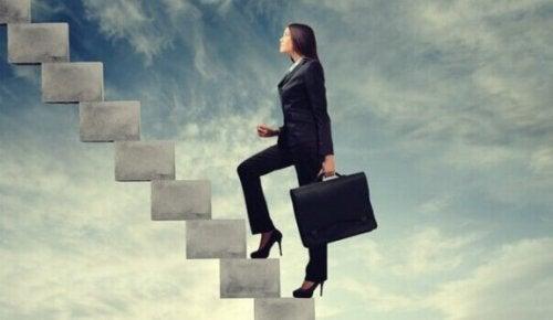 Utvikling og fremskritt i arbeidslivet