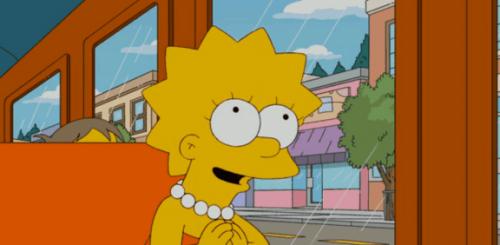 Lisa Simpson: Byrden av å være smart