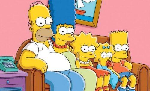Simpsons-familien