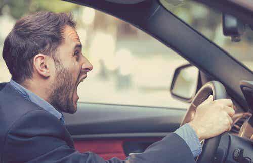 Hissig i trafikken - En manglende impulskontroll