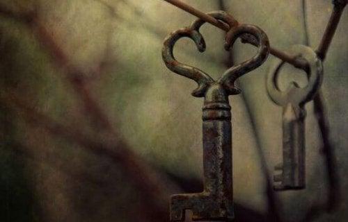 nøkkelen til ulykke.