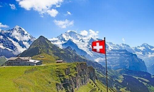 Sveits er et av de mest motstandsdyktige landene
