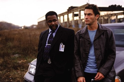 To menn fra The Wire