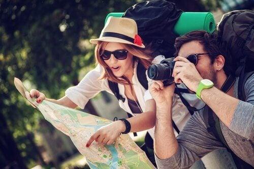 utrettelige reisende