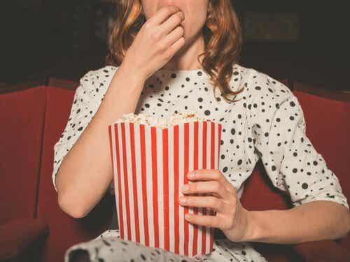 Filmterapi: Å se på filmer for mental helse