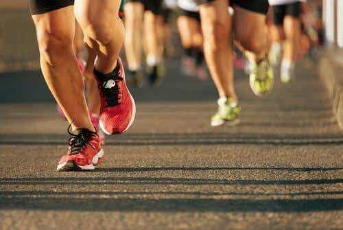Å løpe en maraton: Sinn over formål