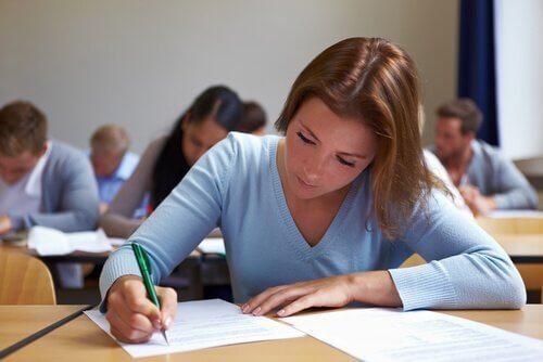 Å ta en prøve: Slik kan du forberede deg