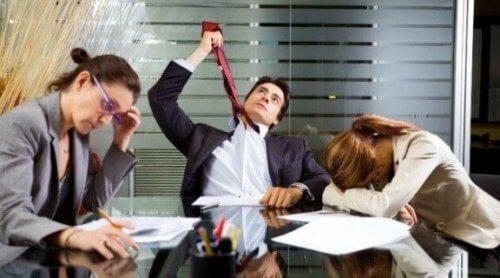 Har du hørt om arbeidszombier på arbeidsplassen før?