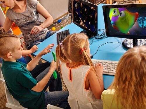 Gamifikasjon er en måte å bruke videospill på som en pedagogisk plattform.