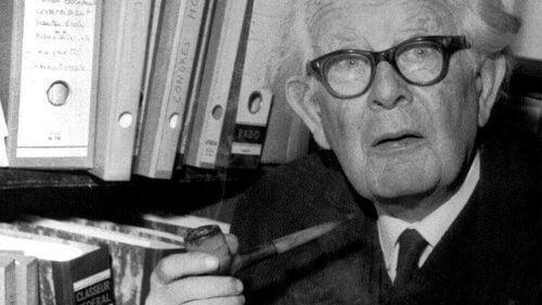 Jean Piaget ledet kognitive bevegelser