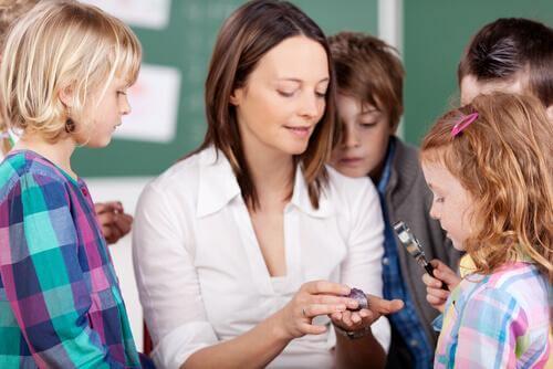 Konseptuell endringsteori: Hvordan undervise vitenskap?