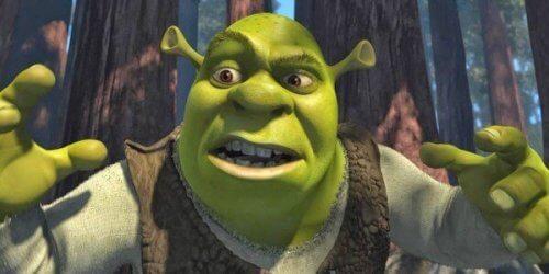 Shrek i skogen forstå ensomhet.