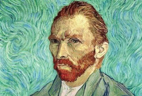 Van Gogh er en av kunstnerne som har en sammenheng mellom kreativitet og bipolar lidelse.