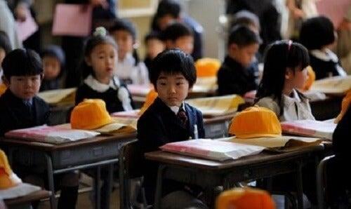De tre viktigste nøklene til disiplin i Japan