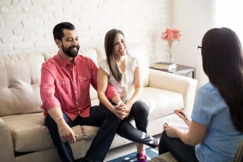 Mindfulness er en del av integrativ atferdterapi for par.