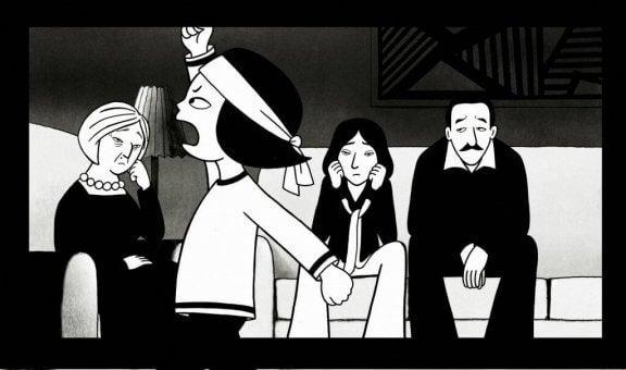 Persepolis: En film om den andre sannheten