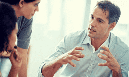 Råd for å virke selvsikker under en samtale