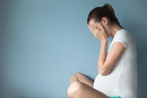 Hvordan stress under graviditeten påvirker babyen