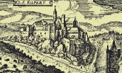 Hildegard, kloster.
