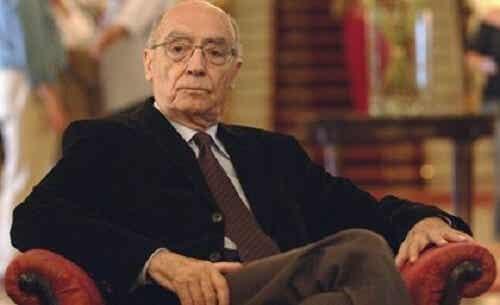 José Saramago: Biografien til en forfatter med Nobelprisen
