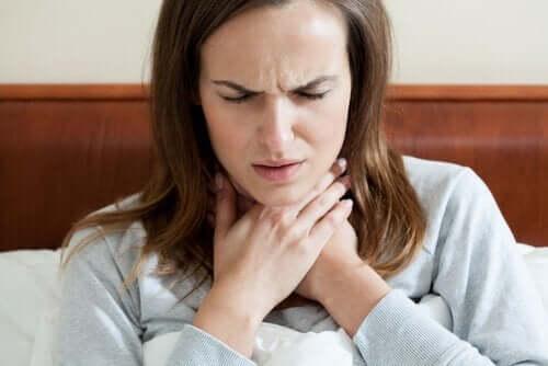 Hysterisk afoni: En snakkeforstyrrelse