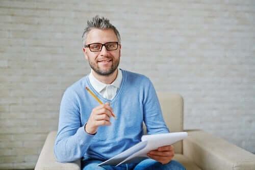 pedagogisk psykolog