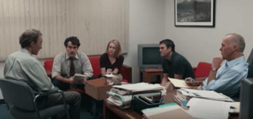Filmen Spotlight: Verdien av journalistikk