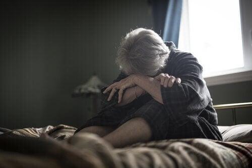 Depresjon hos eldre voksne