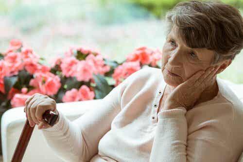 Livet i alderdommen: Ensomhet på sykehjemmet