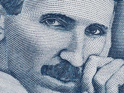 Fem sitater av Nikola Tesla