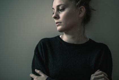 Kvinne med borderline personlighetsforstyrrelse